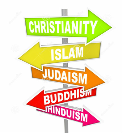 Image result for 5 major religions
